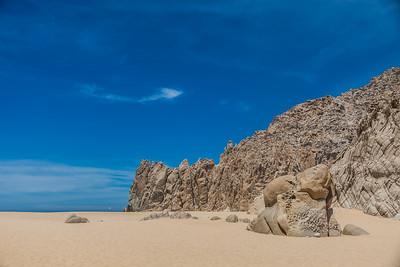 Divorce Beach  Pacific Ocean - short walk from lovers beach IMG_0445 Cabo San Lucas;Los Cabos;Mejico;Mexico;