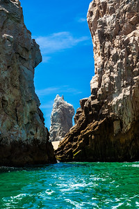 What do you see??  near Land's End Cabo San Lucas;Los Cabos;Mejico;Mexico;