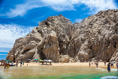 Lovers Beach - Sea of Cortez     IMG_0540 Cabo San Lucas;Los Cabos;Mejico;Mexico;