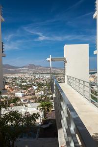 Path to elevator IMG_0572 Cabo San Lucas;Los Cabos;Mejico;Mexico;