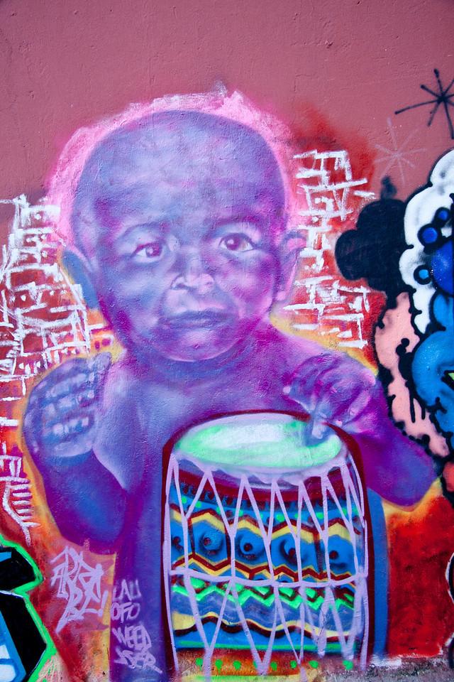 purple bongo baby