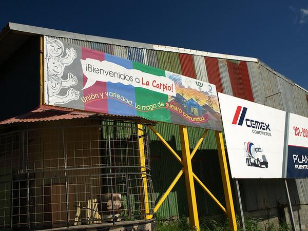 La Carpio, Costa Rica - 2009