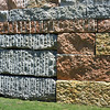 Cut stone wall details