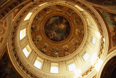 Des Invalides' Rotunda