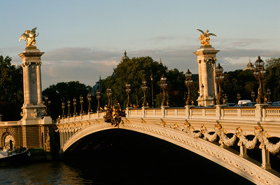 Bridging the Seine River