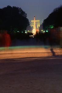 Parisian Rush Hour