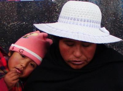 La Hoja De Coca No Es Droga (Bolivia)