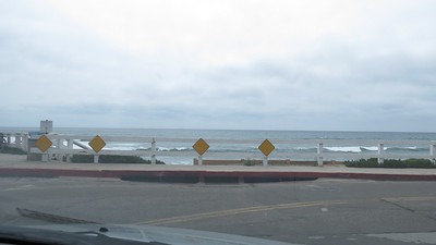 La Jolla Beach area - 6/06/2013