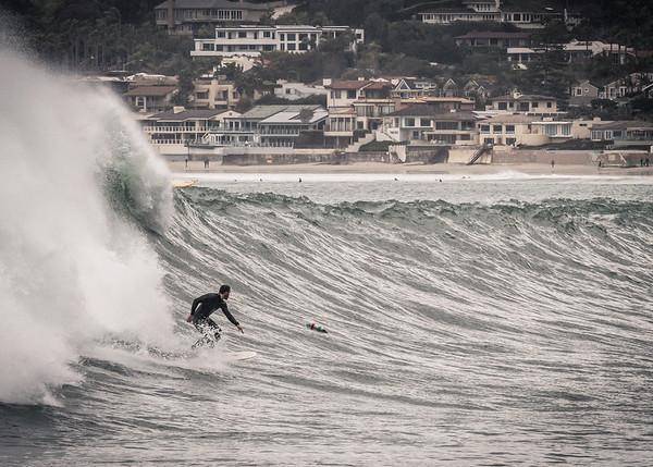 La Jolla Cove - El Niño