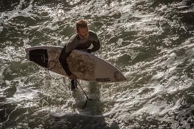 La Jolla - Tourmaline Surf Park