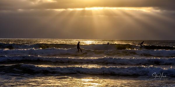 Surfer, San Diego