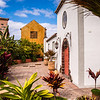La Palma, Canary Islands<br /> Church at the Hacienda