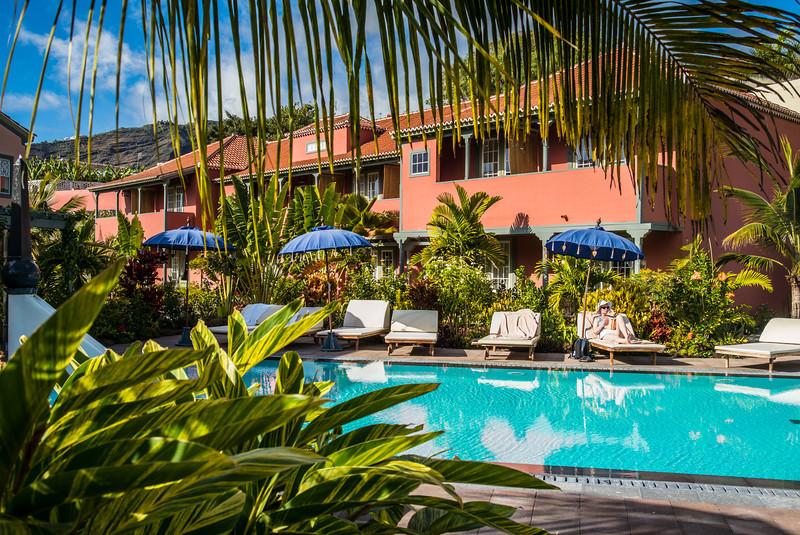 Hotel Hacienda de Abajo<br /> La Palma<br /> Canary Islands