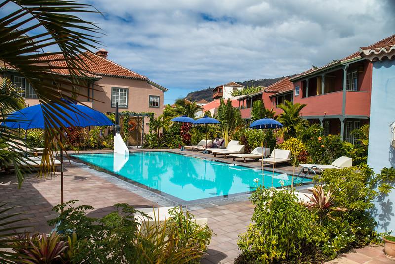 La Palma, Canary Islands<br /> Swimming pool