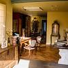 La Palma, Canary Islands<br /> Hotel reception Hacienda de Abajo