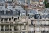 Typical Parisean apartments.