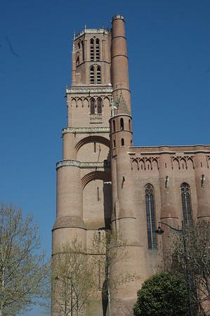 La cathédrale d'Albi 2012