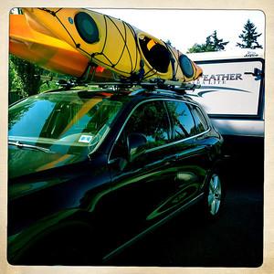 LaPine Camping Trip 2013