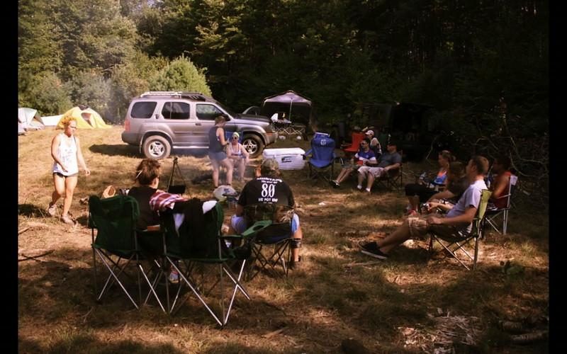 Campsite Time Lapse