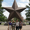 Chris suggested we check out the Bob Bullock Texas History Museum, which, on the first Saturday of every month, has my favorite admission price: FREE! I was embarrassed to not know anything about Texas history, so I paid super close attention and tried to translate as best I could to my uncle and aunt. That, combined with little things my parents picked up here and there, probably told them the story of Texas pretty well, actually!