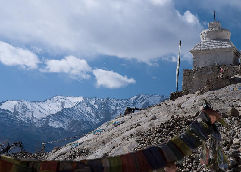 Shey Palace<br /> Ladakh,India<br /> 2008