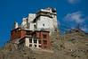Leh Palace<br /> Ladakh, India<br /> 2008