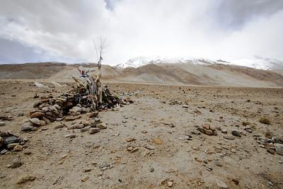 Taken at Latitude/Longitude:33.653642/78.658482. 5.83 km North-East Chushul Kashmir India  (Map link)