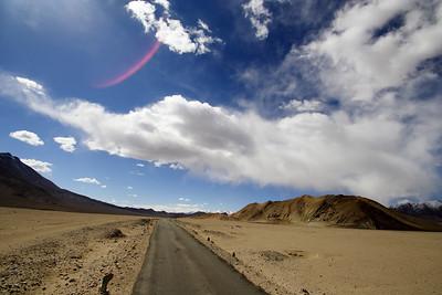 Taken at Latitude/Longitude:33.033512/78.862403. 9.63 km South Rhongo Kashmir India  (Map link)