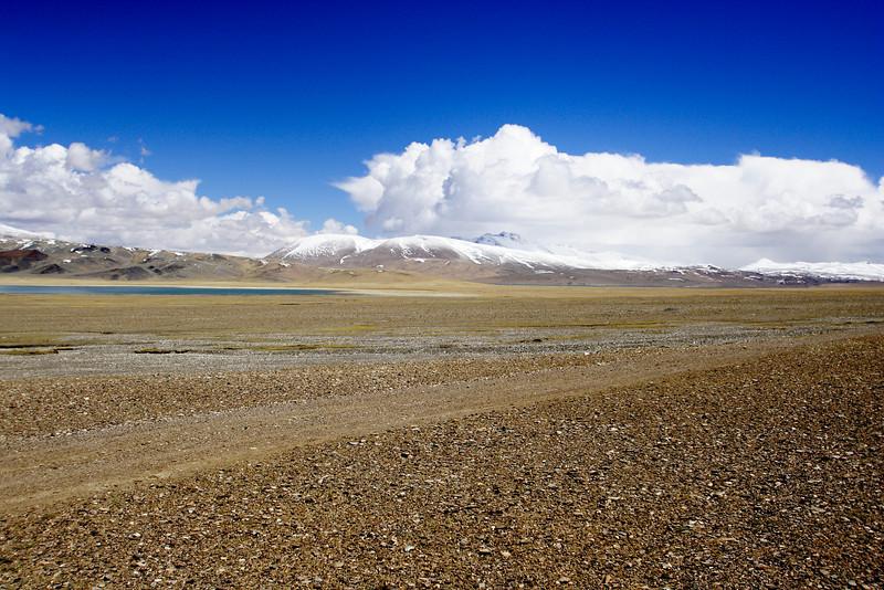 "Taken at Latitude/Longitude:33.003662/78.563848. 21.00 km South Nyoma Rap Kashmir India <a href=""http://www.geonames.org/maps/google_33.003662_78.563848.html""> (Map link)</a>"
