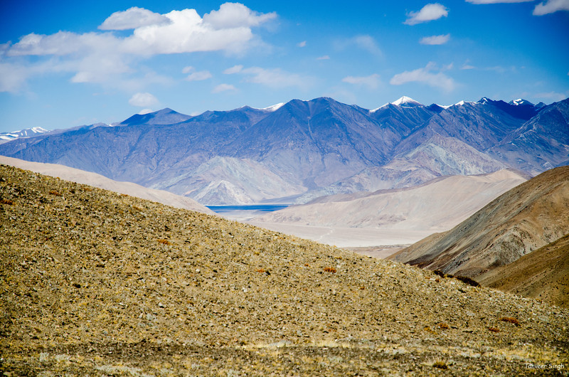 "Taken at Latitude/Longitude:33.488205/78.625555. 12.51 km South Chushul Kashmir India <a href=""http://www.geonames.org/maps/google_33.488205_78.625555.html""> (Map link)</a>"