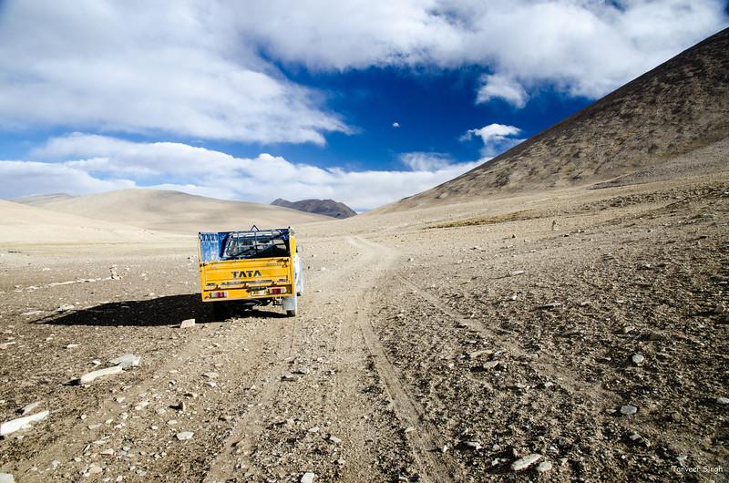 "Taken at Latitude/Longitude:32.909477/78.674429. 26.95 km North-West Pngk Kashmir India <a href=""http://www.geonames.org/maps/google_32.909477_78.674429.html""> (Map link)</a>"