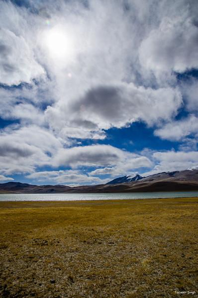 "Taken at Latitude/Longitude:32.934571/78.618876. 28.59 km South Nyoma Rap Kashmir India <a href=""http://www.geonames.org/maps/google_32.934571_78.618876.html""> (Map link)</a>"