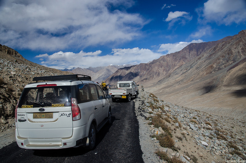 "Taken at Latitude/Longitude:34.354905/77.660592. 2.40 km South Khardūng Kashmir India <a href=""http://www.geonames.org/maps/google_34.354905_77.660592.html""> (Map link)</a>"