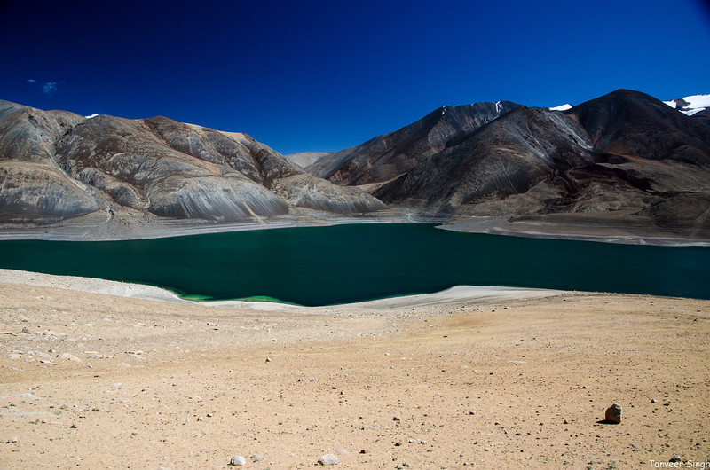 At almost 17000 feet, the Mirpal Tso