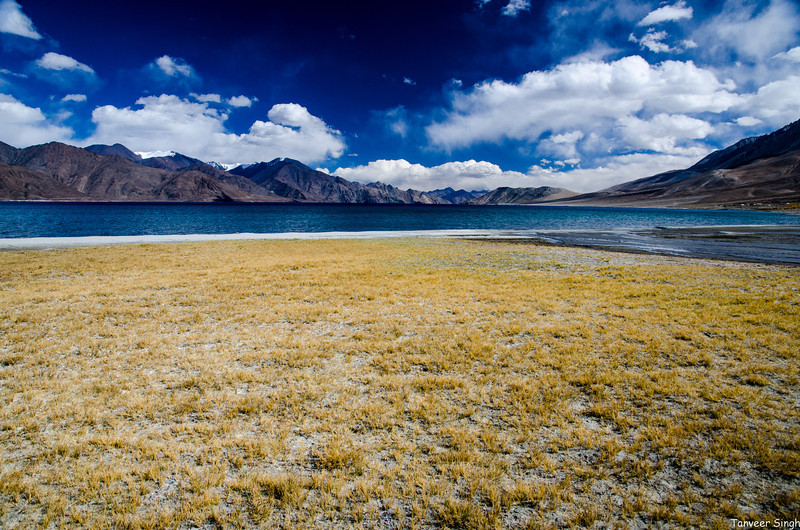 The one and only.. Pangong