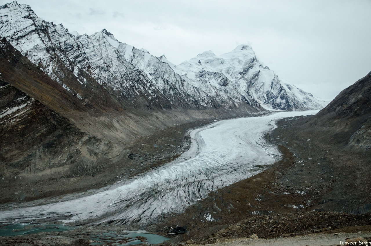 The Majestic Durang Drung Glacier