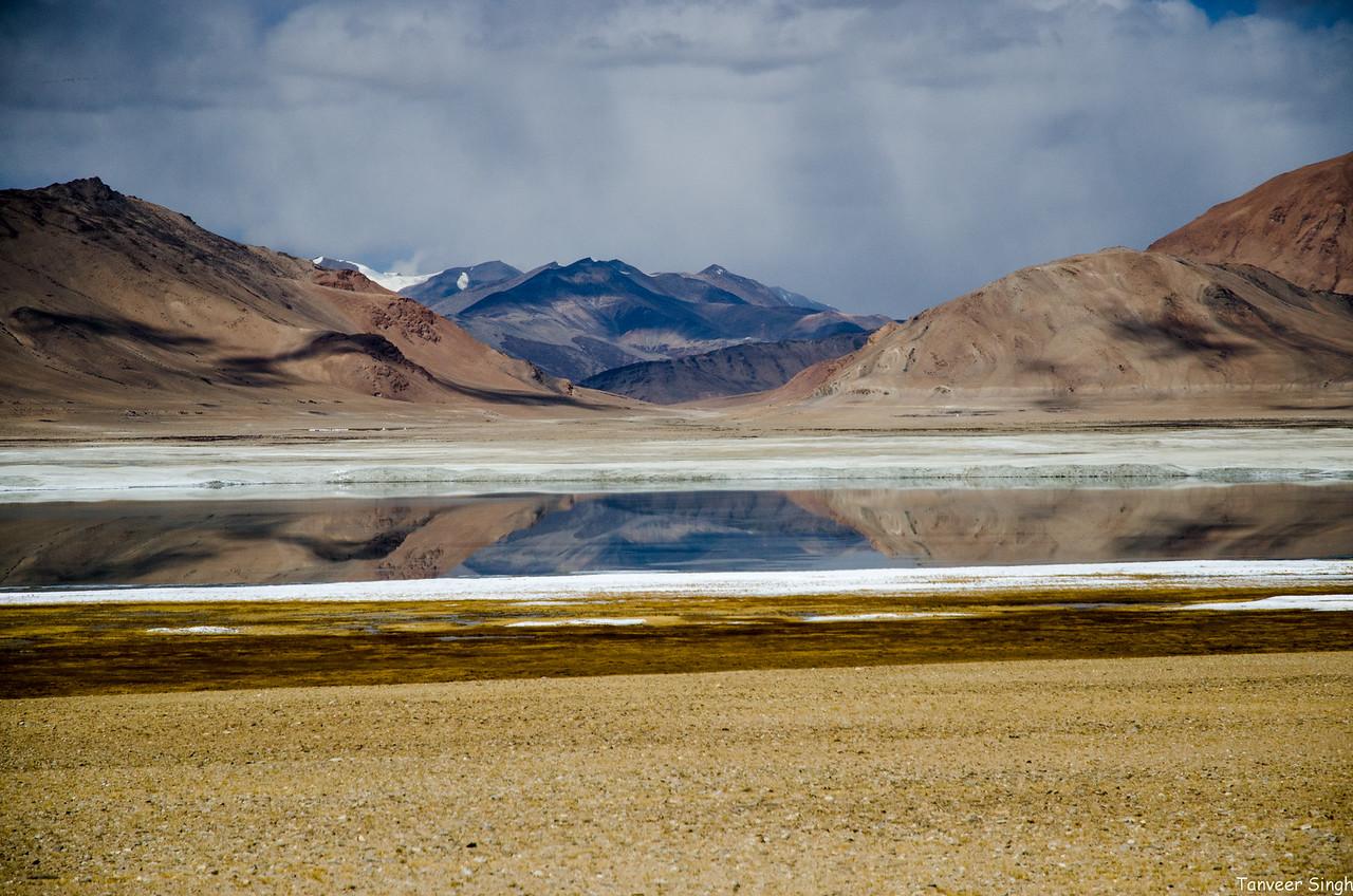 Lake Tso Kar