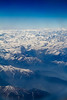 Himalayas (a view from the airplane)
