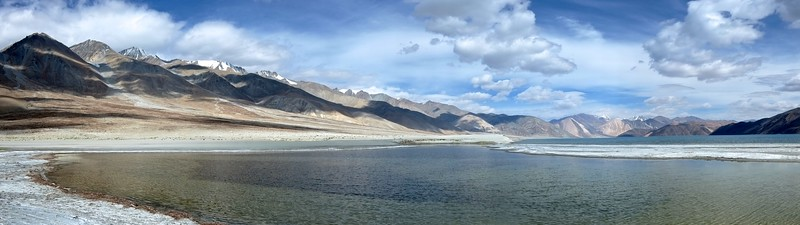 Endless (Pangong Lake, Ladakh)