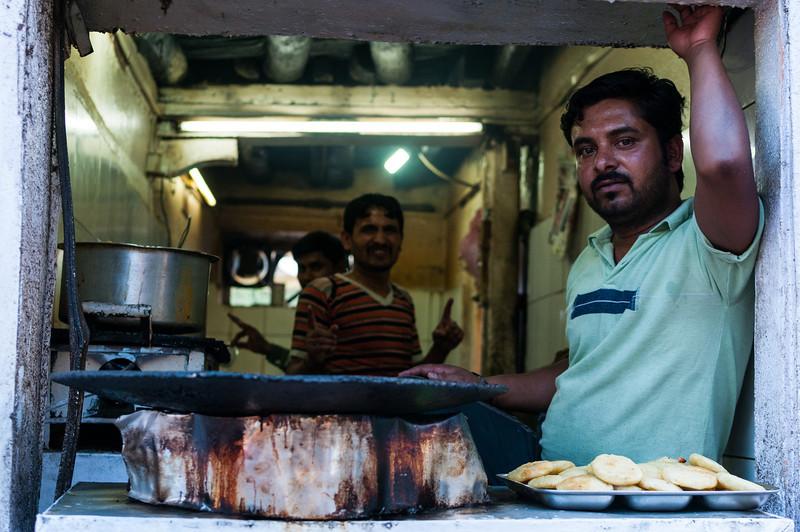 Street food. Leh, Ladakh