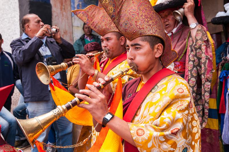More horns sound at Hemmis Festival