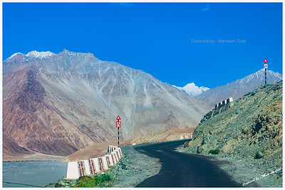 Drive Through Nubra Valley