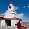 Thiksey Gompa, <br /> Ladakh-India<br /> 2008