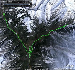 Maps Routes