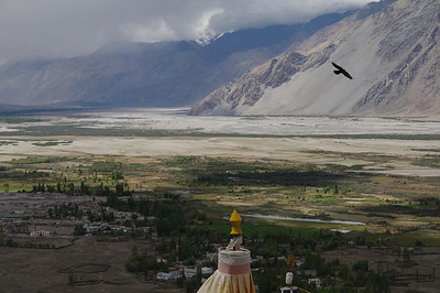 Nubra and Khardung La
