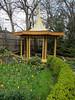 Yellow Garden Portico.