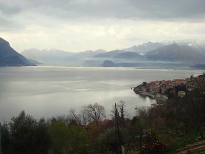 Lago di Como in the morning