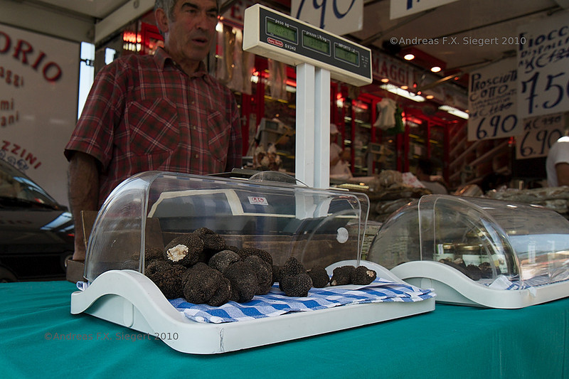 Selling truffles