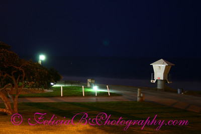 Beach at Night 052207 10