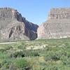 Santa Elena canyon from Big Bend N.P.